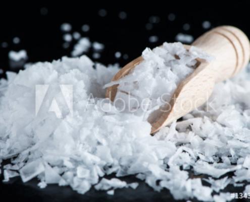 Verschiedene Salze